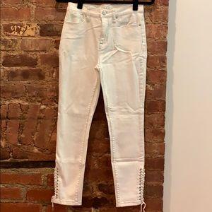 BDG ivory jeans